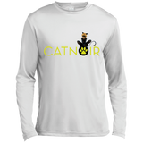 MIR_ChatNoir  Long Sleeve Moisture Absorbing Shirt