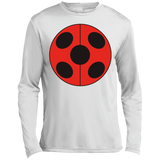 _FLATLadybug  Long Sleeve Moisture Absorbing Shirt