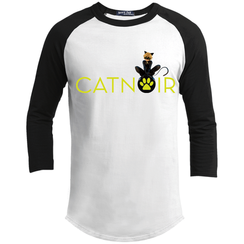 MIR_ChatNoir  Sporty Tee Shirt