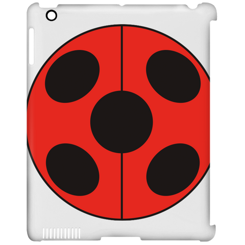 _FLATLadybug  iPad Clip Case