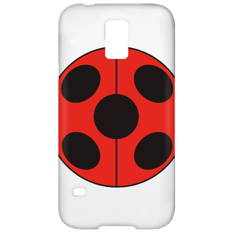 _FLATLadybug  Samsung Galaxy S5 Case