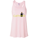 MIR_ChatNoir  Bella+Canvas Flowy Racerback Tank