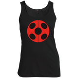 MIR_FLATLadybug  Women's Scoop Neck Tank Top
