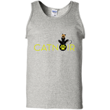 MIR_ChatNoir  100% Cotton Tank Top