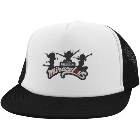Trucker Hat with Snapback