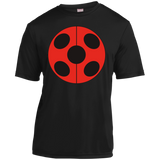 MIR_FLATLadybug  Youth Moisture-Wicking Shirt