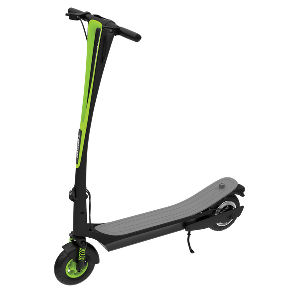 Inmotion L6 Electric Scooter (New) - Black/Green | Magic in Motion