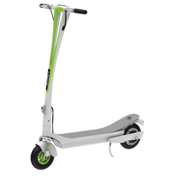 Inmotion L6 Electric Scooter (New) - White/Green | Magic in Motion