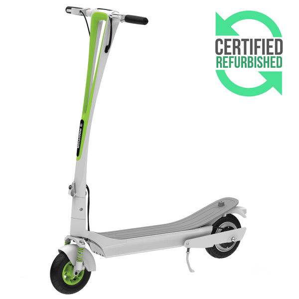 Inmotion L6 Electric Scooter White Green Refurbished
