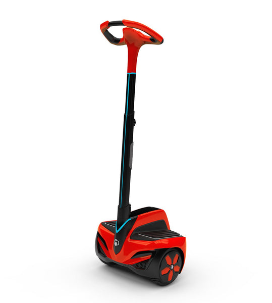 Mogo R1EX Self-Balancing Electric Scooter (Red) - New