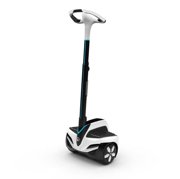 Mogo R1EX Self-Balancing Electric Scooter (White) - New