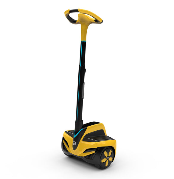 Mogo R1EX Self-Balancing Electric Scooter (Yellow) - New