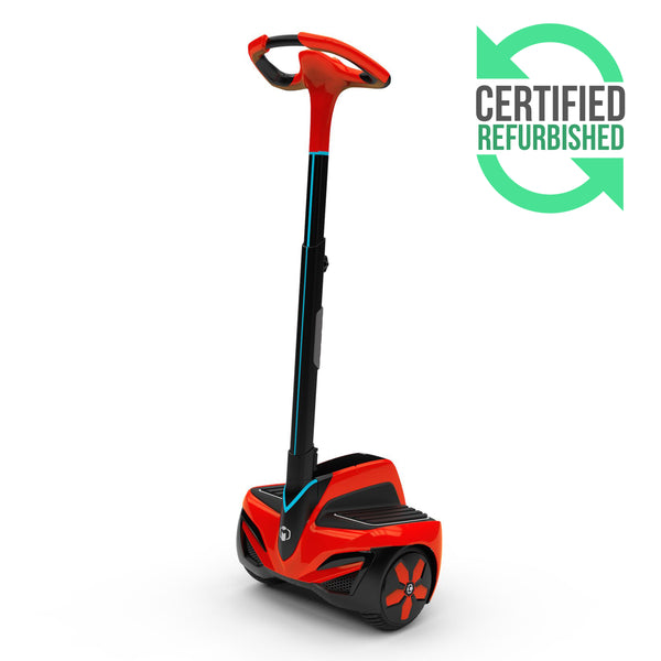 Mogo R1EX Self-Balancing Electric Scooter (Red) - Refurbished