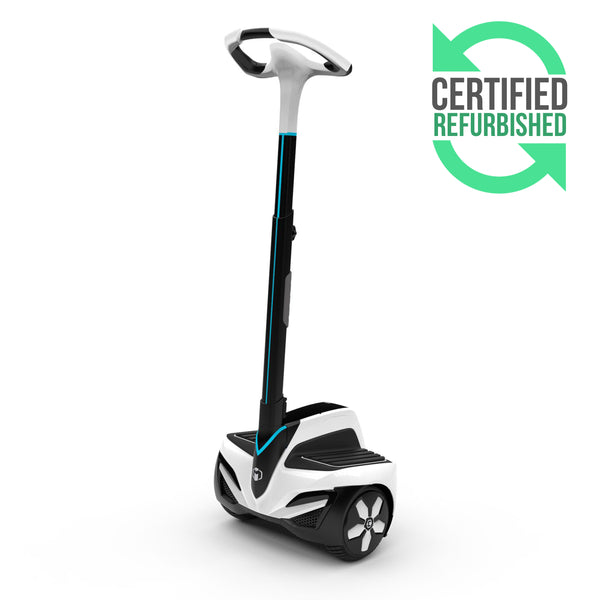 Mogo R1EX MoGo Self-Balancing Electric Scooter (White) - Refurbished