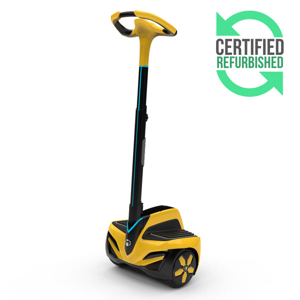 Mogo R1EX Self-Balancing Electric Scooter (Yellow) - Refurbished