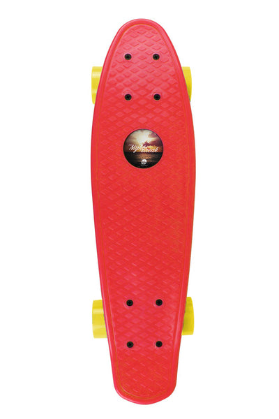 Nightbreak Series Skateboard (Red)