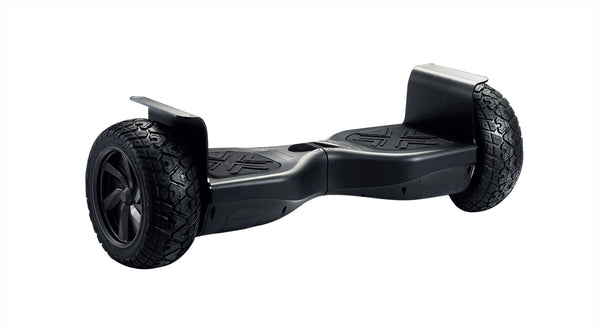 OffRoad R8 Hoverboard (Black) - Government Approved UL2272