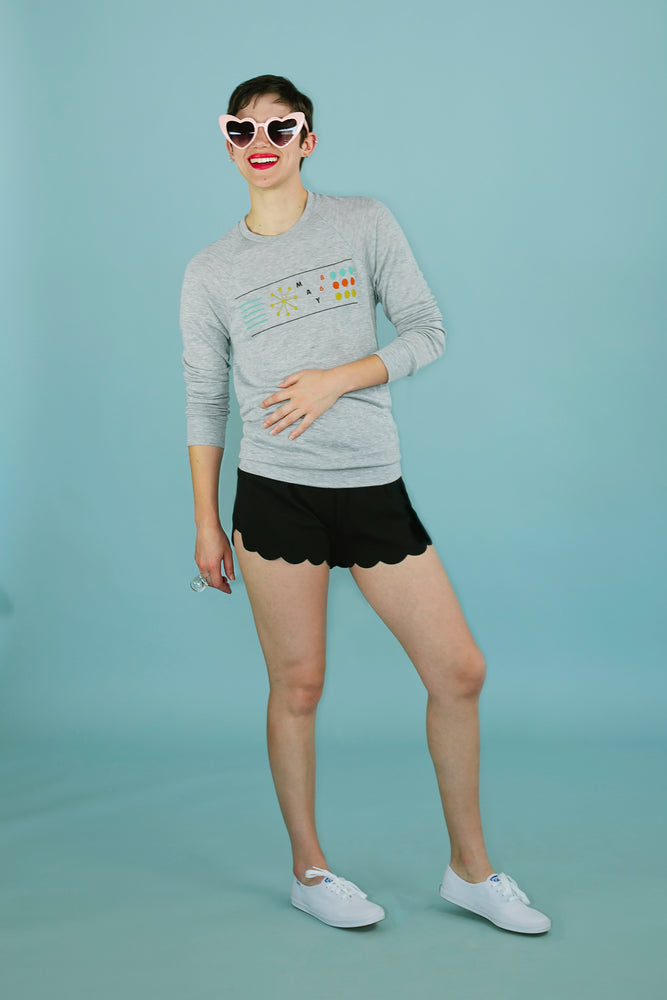 Carousel Lightweight Sweater