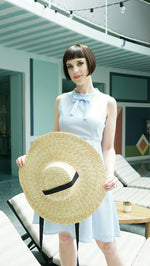 Avalon Straw Hat