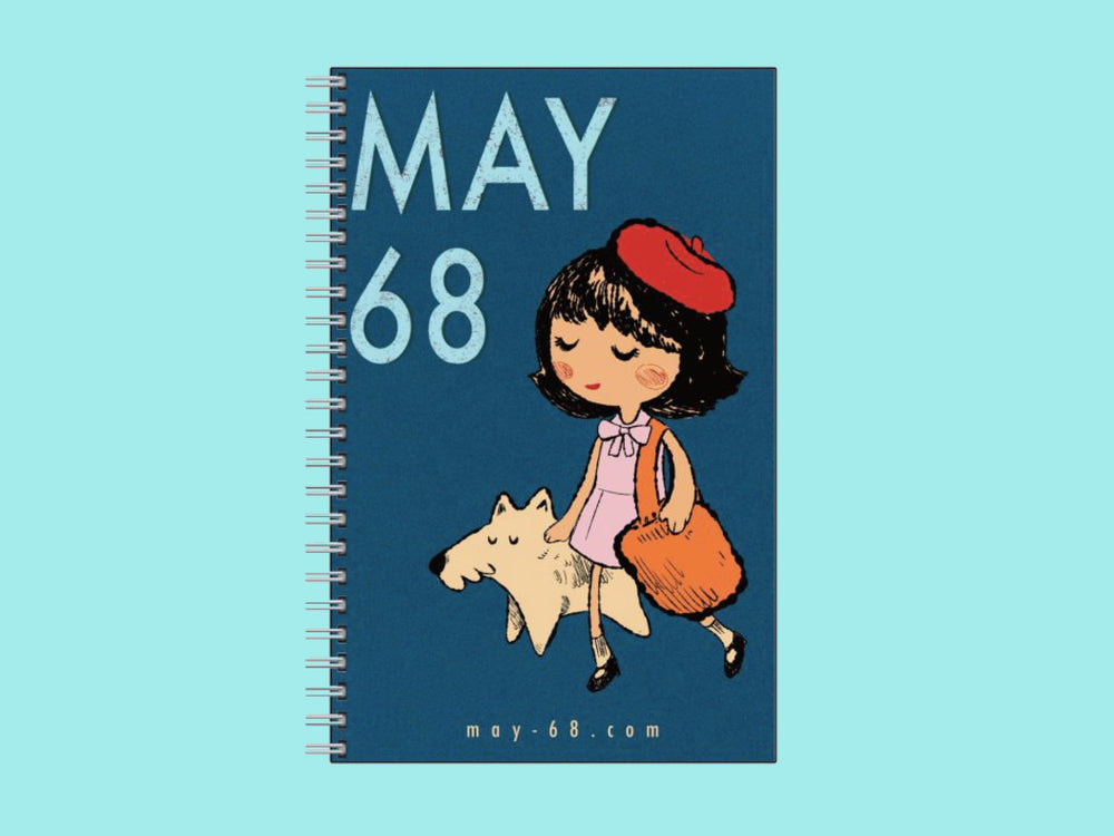 Maise & Dylan Notebook