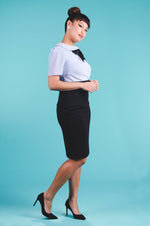 Fern Pencil Skirt