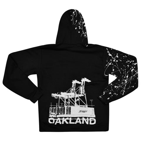 Splash Oakland Crane Zip Hood