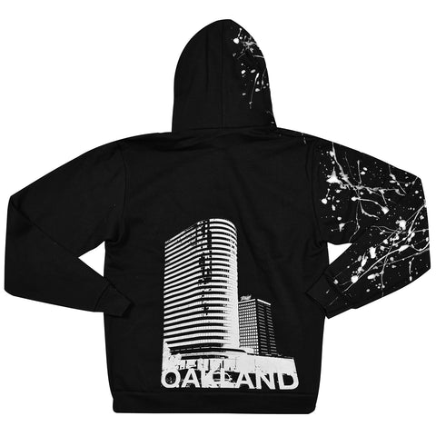 Splash Oakland Striped Building Zip Hood