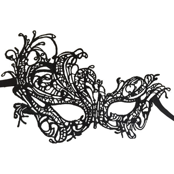 Lace Eye Masquerade Mask - Luxury Mask - 1