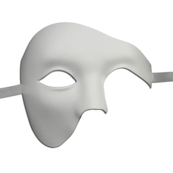 Phantom Of The Opera Mask - Luxury Mask - 1
