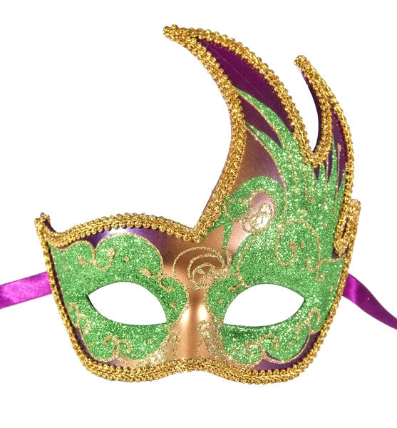 Venetian Masquerade Party Mardi Gras Mask - Luxury Mask