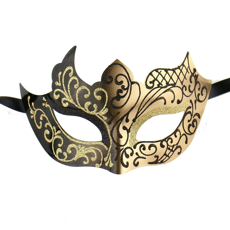 High Quality Assorted Venetian Party Mask Multicolored - Luxury Mask - 2
