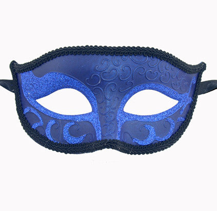 Unisex Sparkle Venetian Masquerade Mask - Luxury Mask - 5