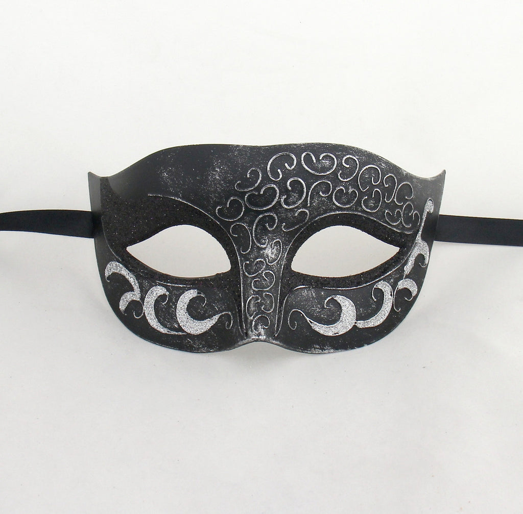 Antique Look Venetian Party Masquerade Mask - Luxury Mask - 2