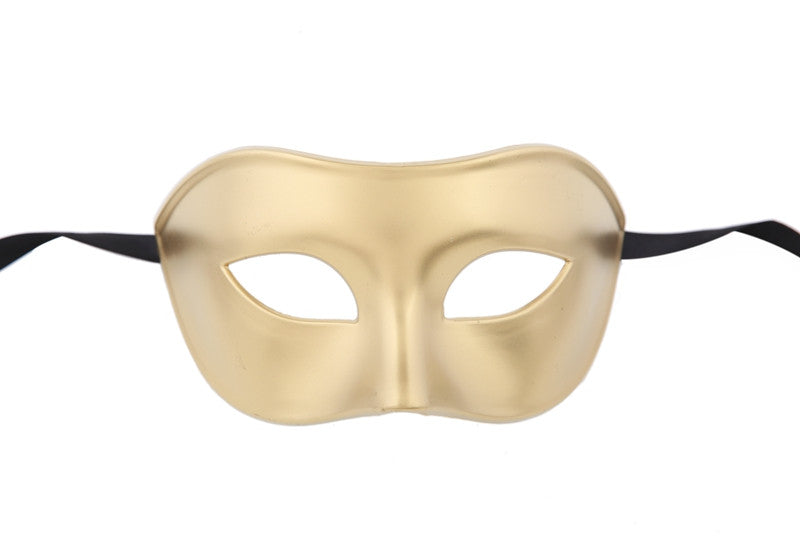 High Quality Venetian Party Masquerade Mask for Men - Luxury Mask - 11