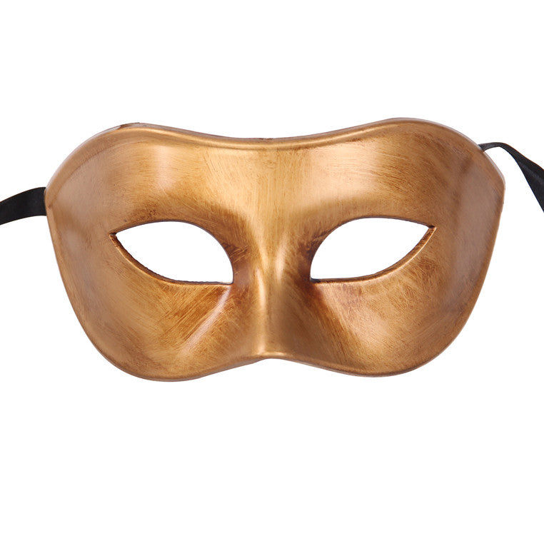 High Quality Venetian Party Masquerade Mask for Men - Luxury Mask - 4