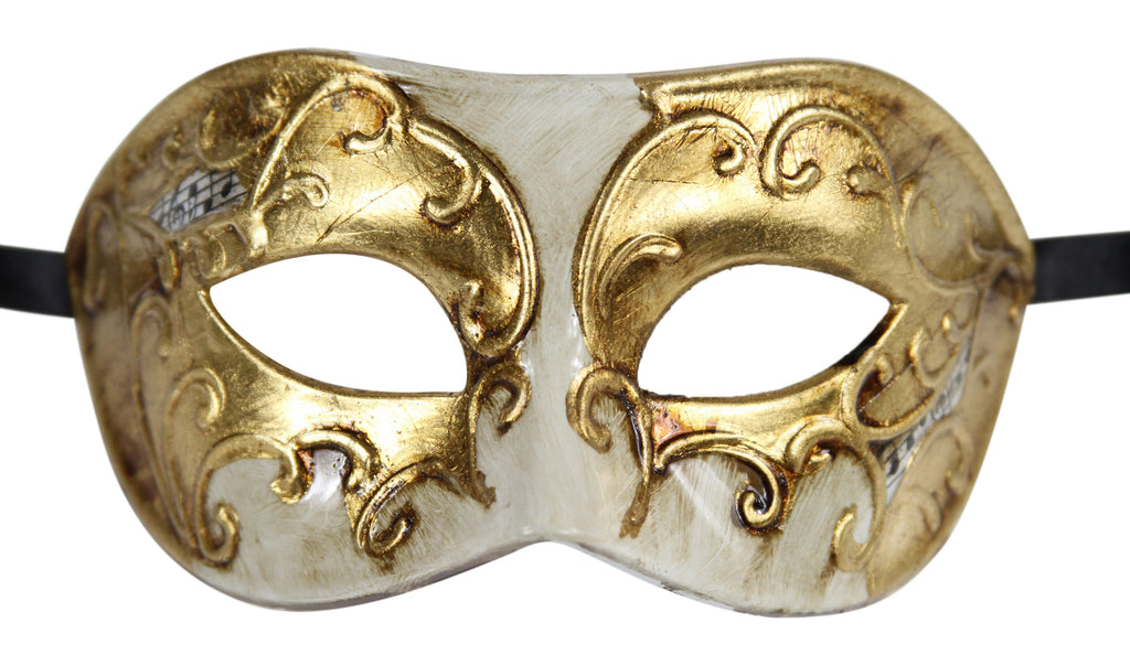 MULTI COLOR  Vintage Design Masquerade Mask - Luxury Mask - 7