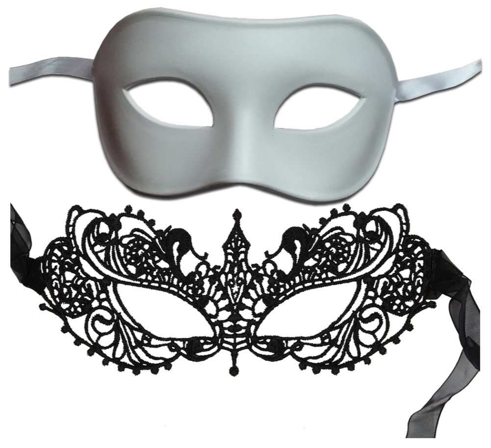 Fifty Shades Darker Mask Set