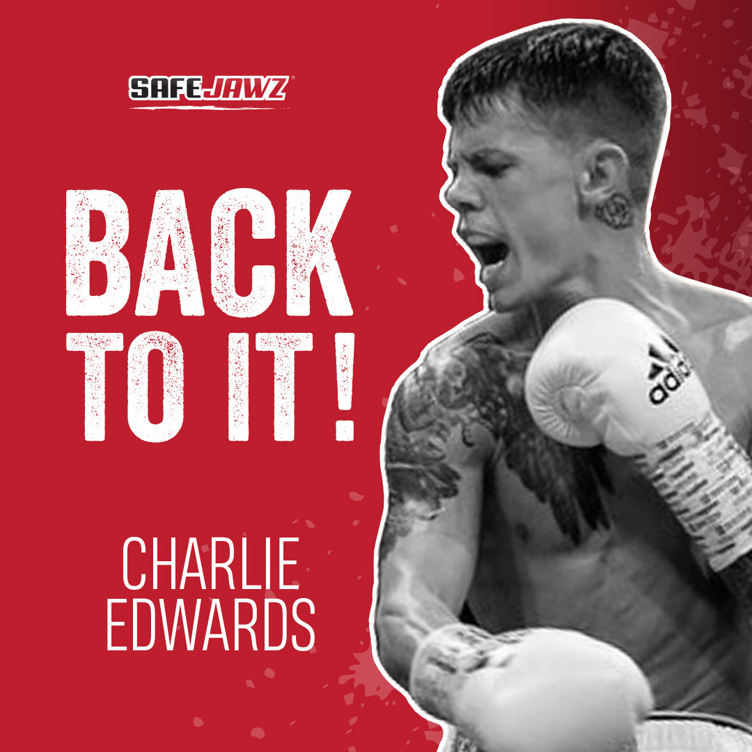 WBC Flyweight Champion, Charlie Edwards, shares his top tips on avoiding injury when you return to the gym after lockdown.
