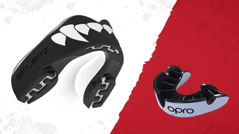 OPRO or SAFEJAWZ - Which Mouthguard Should I Choose?