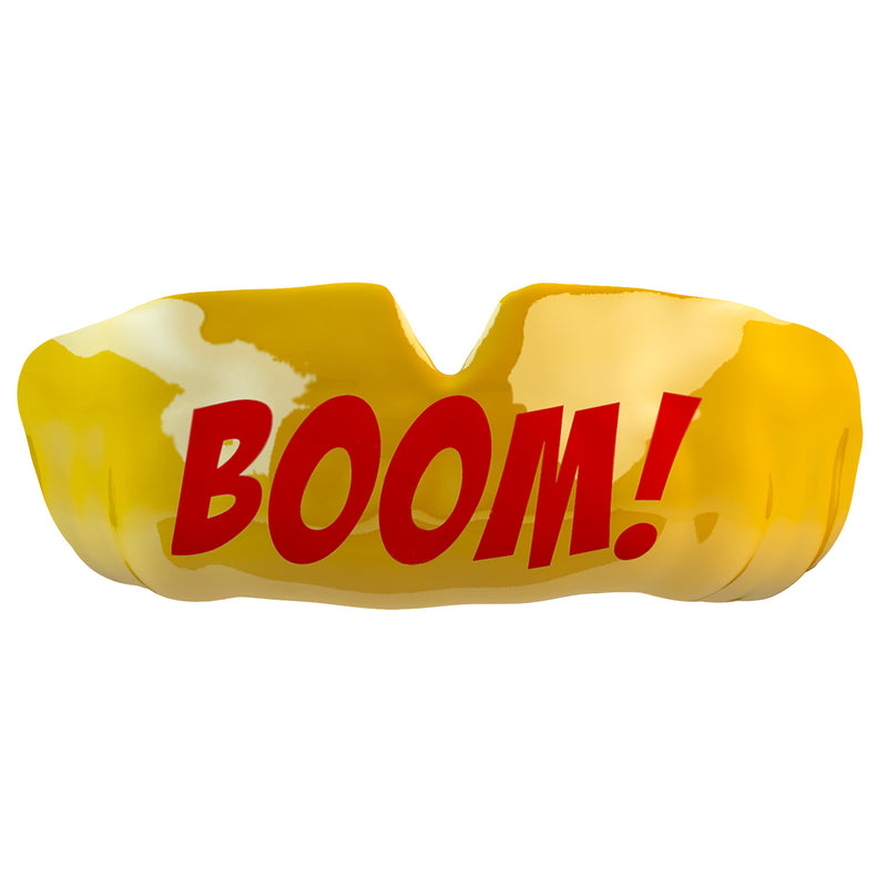 SAFEJAWZ® Popular Design Custom-fit Mouthguard - The BOOM - Gum Shield