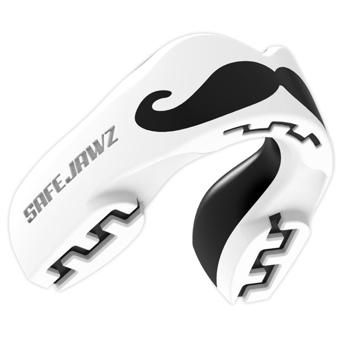 SAFEJAWZ® Extro Series Self-Fit 'Mo' Mouthguard - SAFEJAWZ gum shield