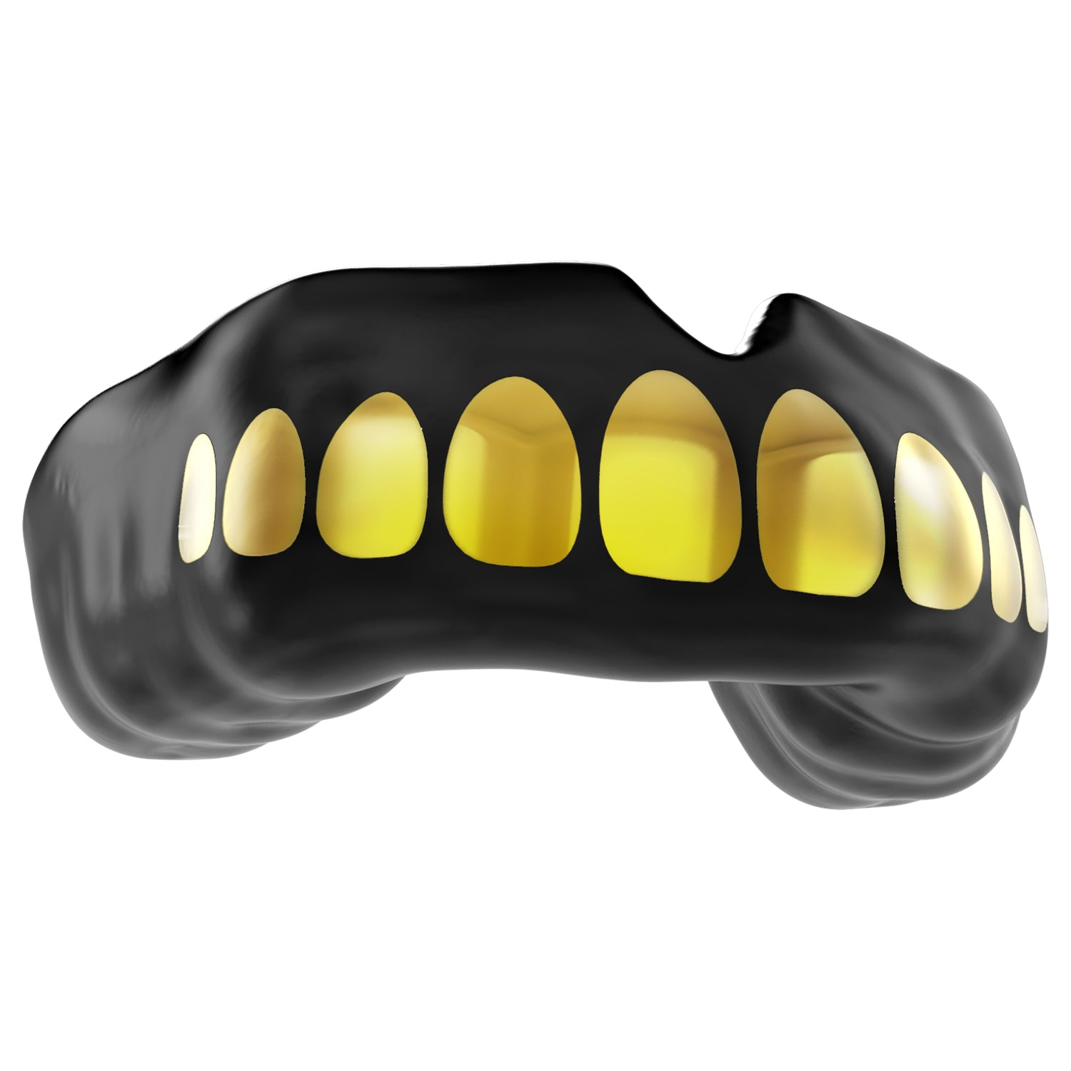 SAFEJAWZ® Popular Design Custom-fit Mouthguard - The Goldie - SAFEJAWZ gum shield