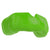 SAFEJAWZ® Custom-fit Mouthguard - Green - SAFEJAWZ gum shield