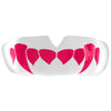 SAFEJAWZ® Popular Design Custom-fit Mouthguard - Pink Fangz - SAFEJAWZ gum shield