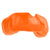 SAFEJAWZ® Custom-fit Mouthguard - Orange