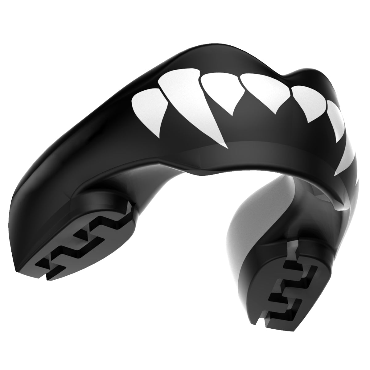 SAFEJAWZ® Ortho Series Self-Fit 'Fangz' Mouthguard for Braces. - SAFEJAWZ gum shield