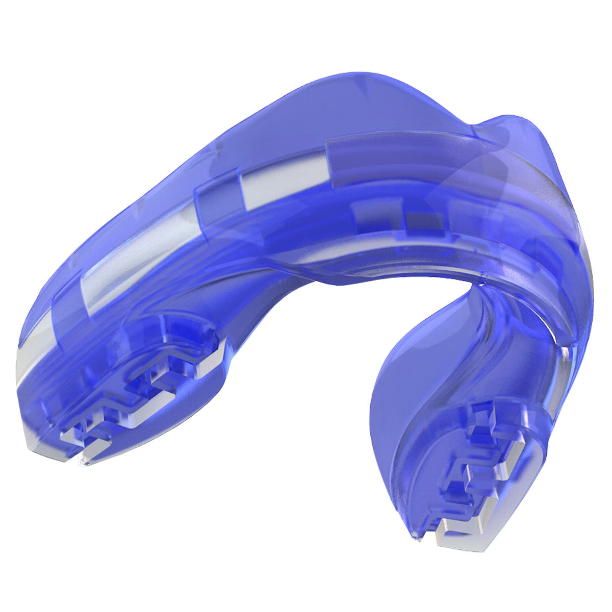 SAFEJAWZ® Ortho Series Self-Fit Mouthguard for Braces - Ice Blue - SAFEJAWZ gum shield