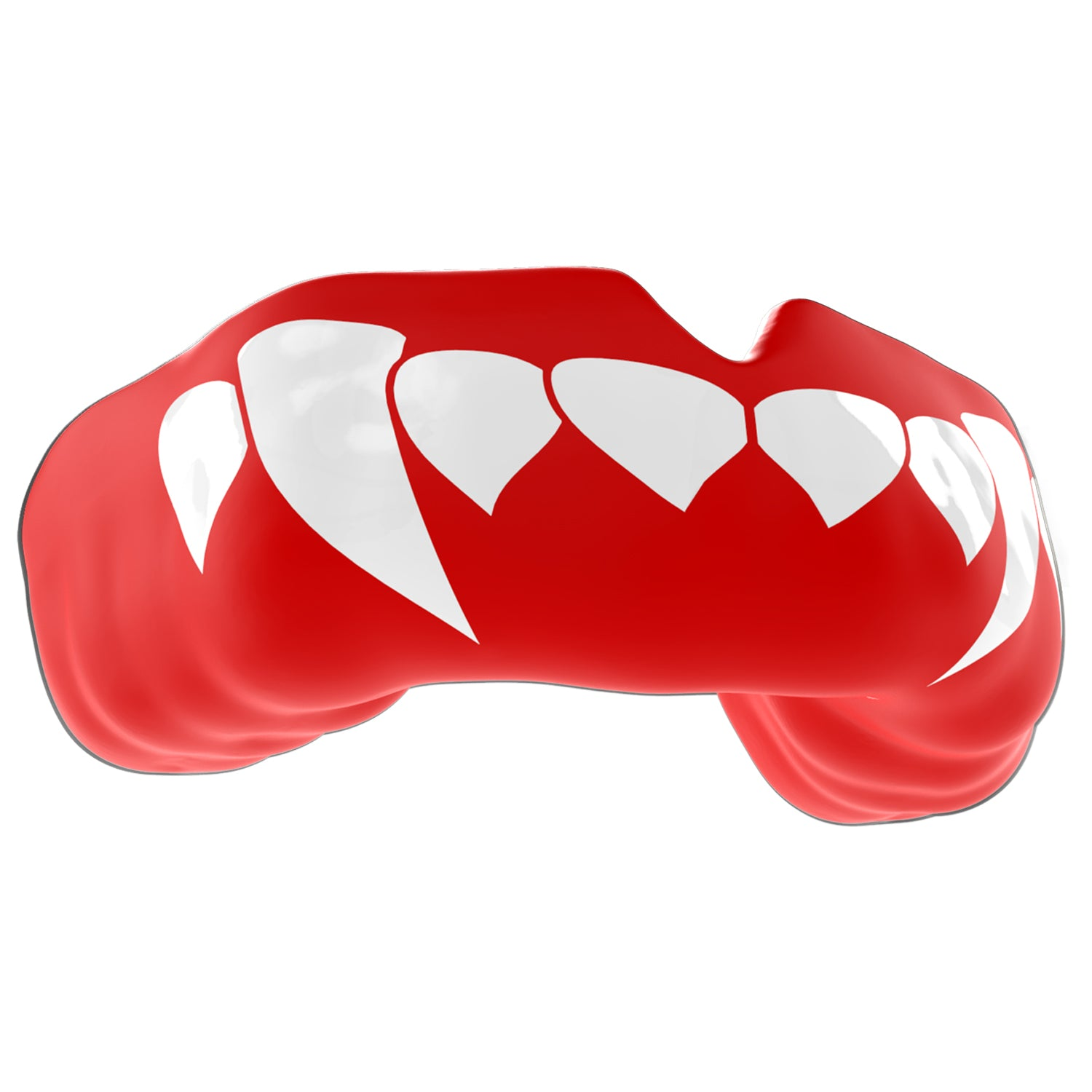 SAFEJAWZ® Popular Design Custom-fit Mouthguard - Red Fangz