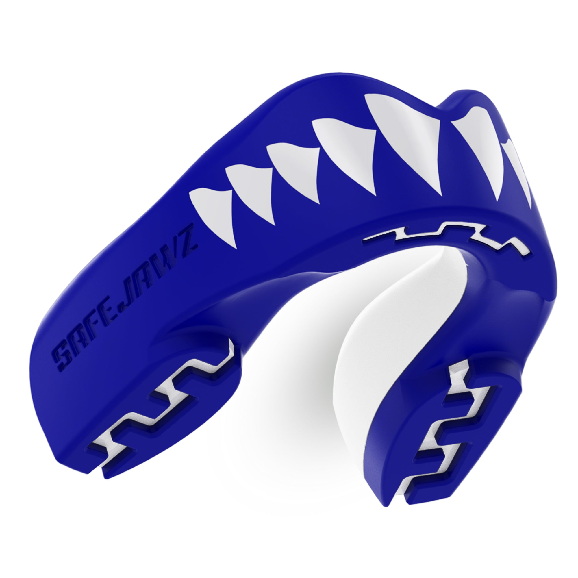 SAFEJAWZ® Extro Series Self-Fit Shark Mouthguard