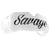 SAFEJAWZ® Popular Design Custom-fit Mouthguard - Savage